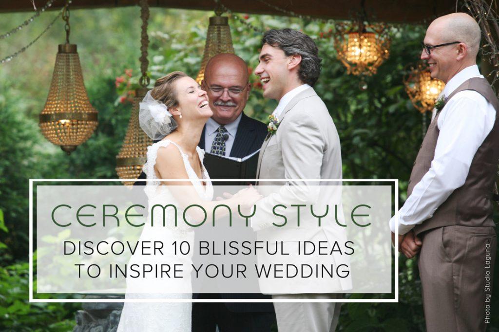 Unique Ceremony Ideas