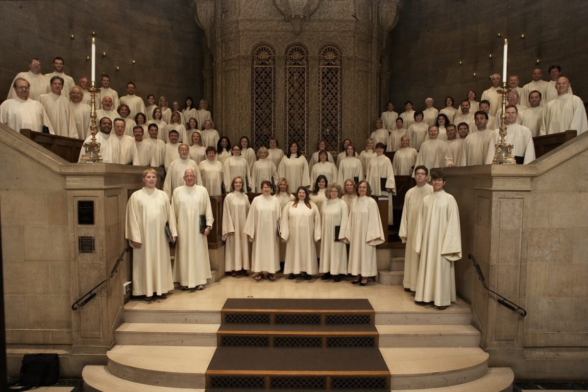 Cathedral Choir 2009 (2)