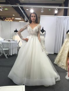 5e9ba6dedaa ... modern romantic bride you will definitely want see these gowns in  person. The closest salon to Minneapolis to carry Eve of Milady is Mestad s  Bridal and ...