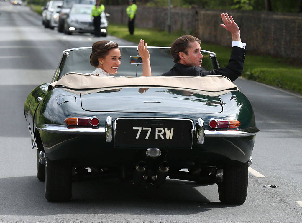 Pippa Middleton And James Matthew S Wedding By The Numbers