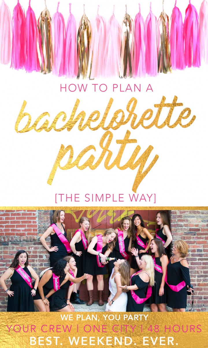 for your m o h or bach party planner the easiest way to plan the