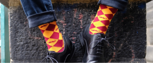 New products we love: Balitello Performance Dress Socks
