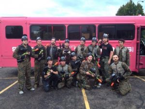 Paintball Parties take MN Bachelor(ette)s by storm