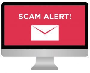 Protecting yourself from Email Scams