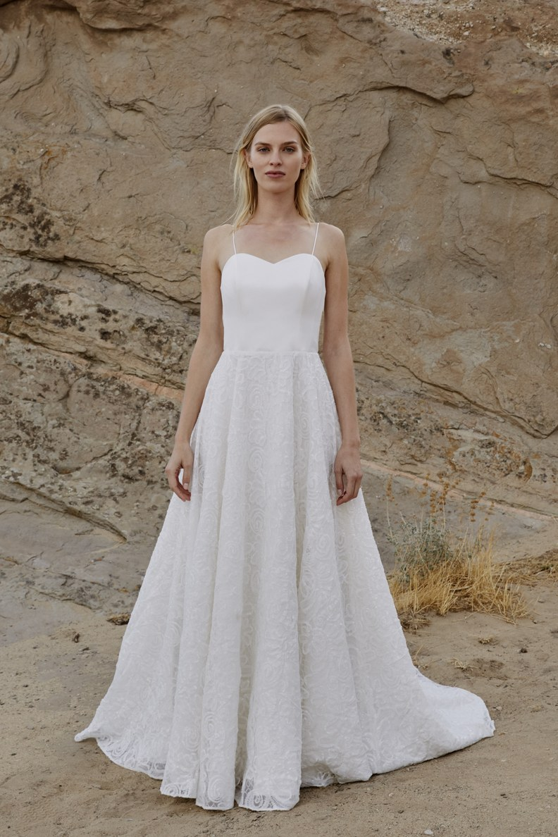 Savannah miller wedding dresses fall 2018 007 the for Savannah miller wedding dress