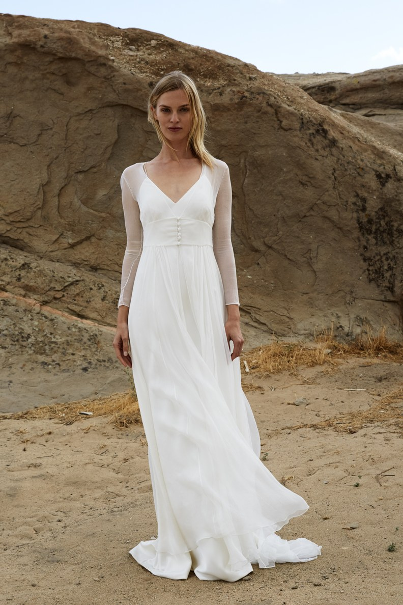 Savannah miller wedding dresses fall 2018 014 the for Savannah miller wedding dress