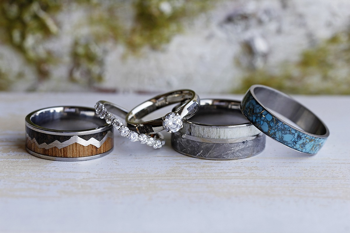 Vendor of The Week Jewelry By Johan The Wedding Guys