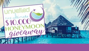 Enter the $10,000 Ultimate Honeymoon Giveaway