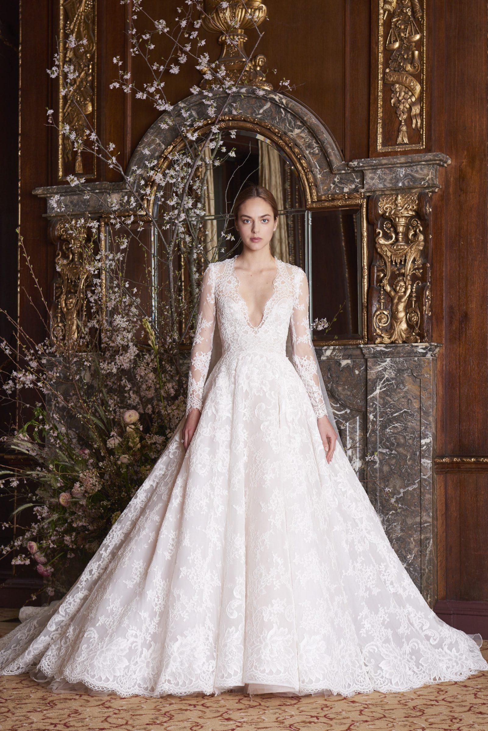 Spring Summer 2019 Nyc Bridal Fashion Week Recap The Wedding Guys