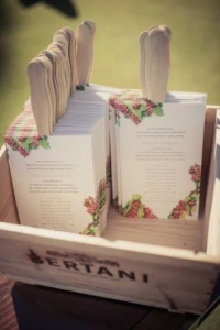 Unique Summer Wedding Activities or Favors
