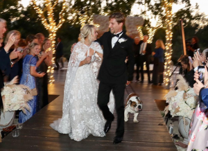 Celebrity Wedding: Kaley Cuoco Ties the Knot