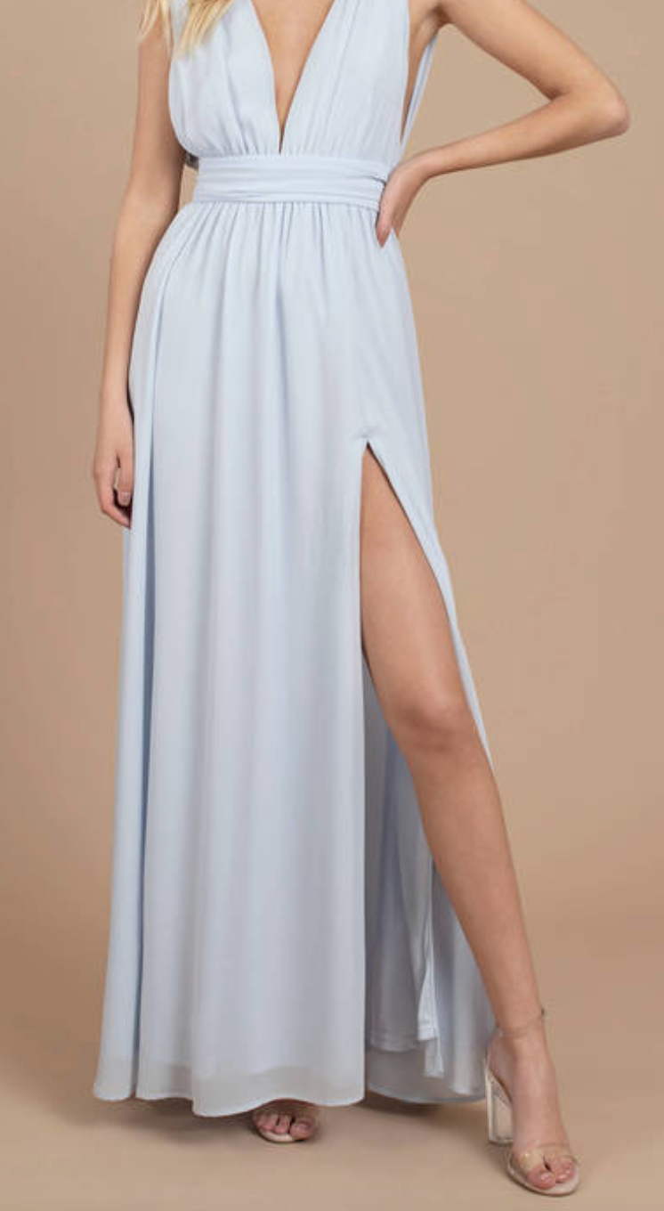 b19176a5c8ff Nordstom After Six Bow One-shoulder Gown $263
