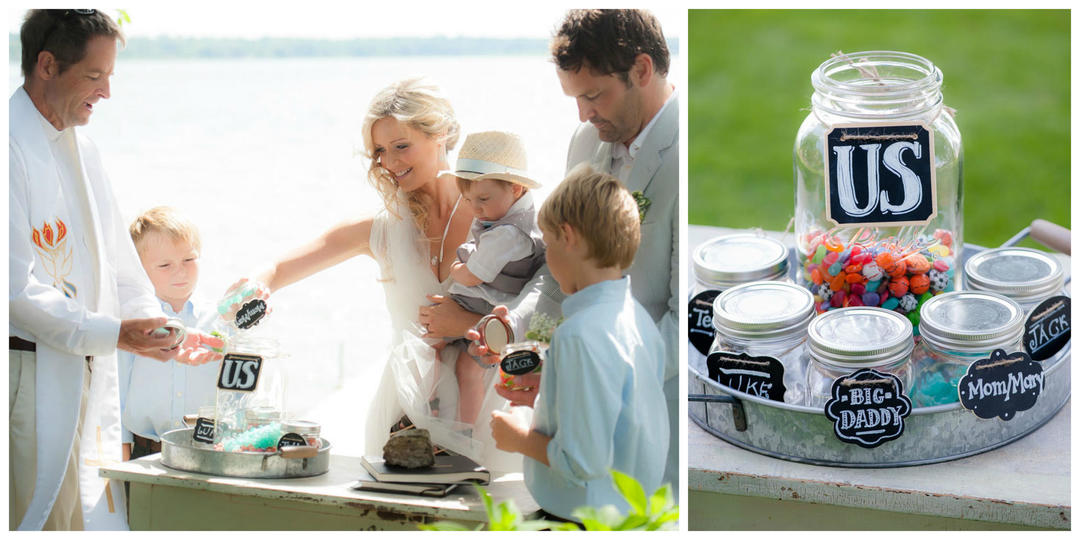 How to Include Your Kids and Future Step Kids in Your Wedding