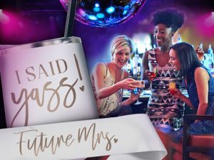 Have your Bachelorette Party at Mystic!