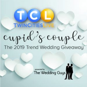 Win the 2019 Twin Cities Live Trend Wedding: Presented by yours truly