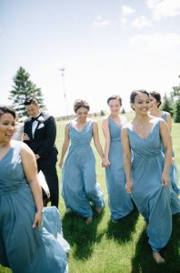 Bridesmaid Dresses From Kennedy Blue