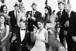 New Year's Eve Wedding Inspo