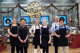 Food Network's Holiday Baking Championship contestants