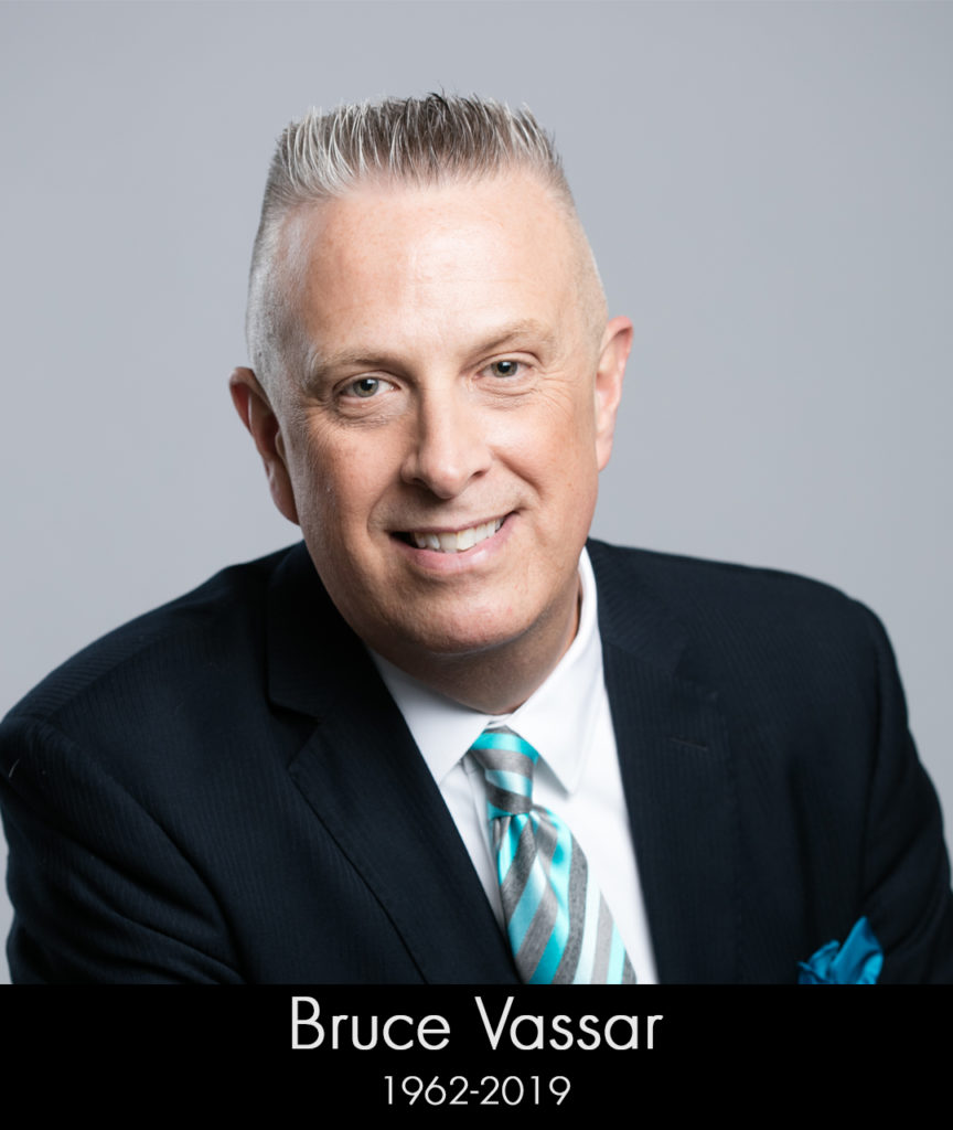 Bruce Vassar, a wedding industry icon