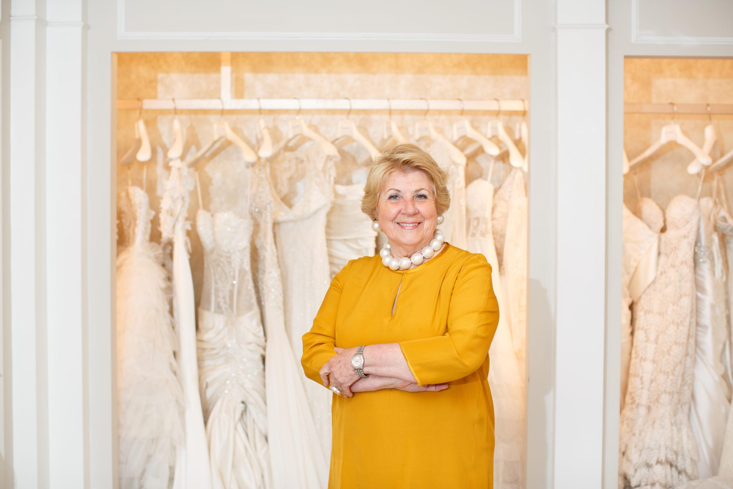 Kleinfeld Bridal's Mara Urshel