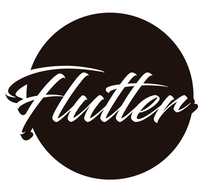 FlutterLogoBlack