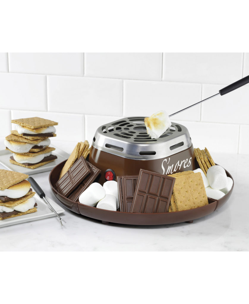 S'mores set wedding gift