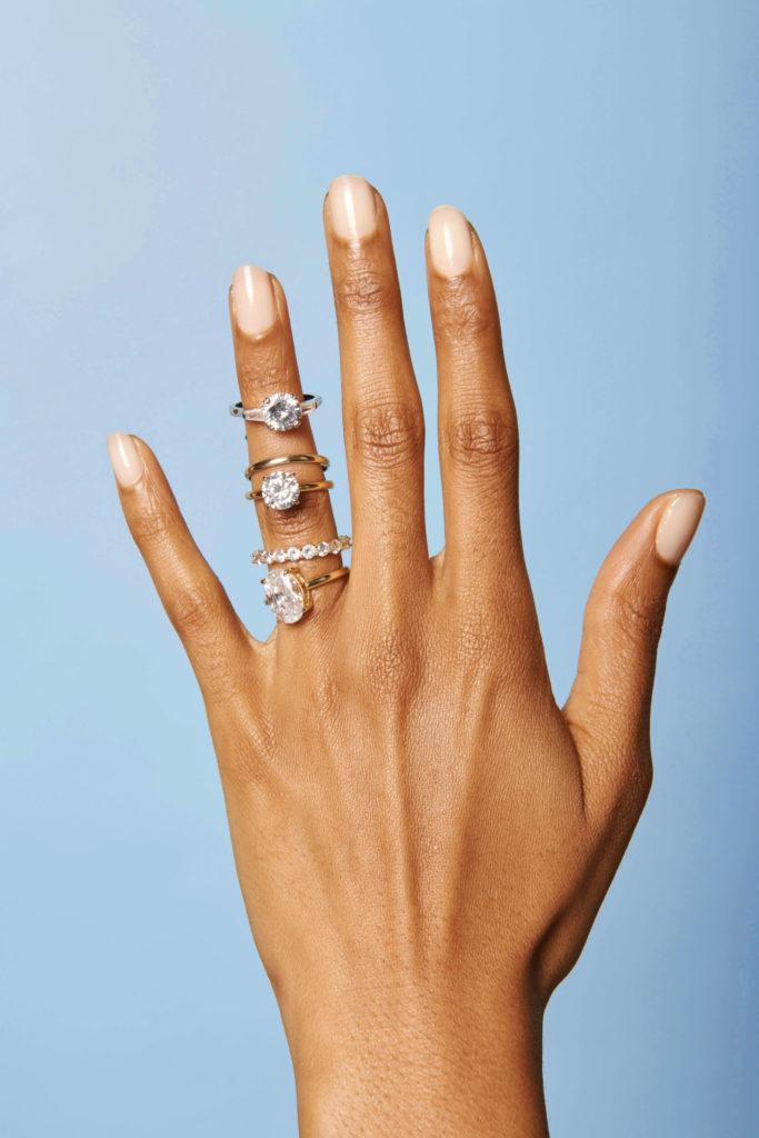 Beautiful nails at home DIY manicure