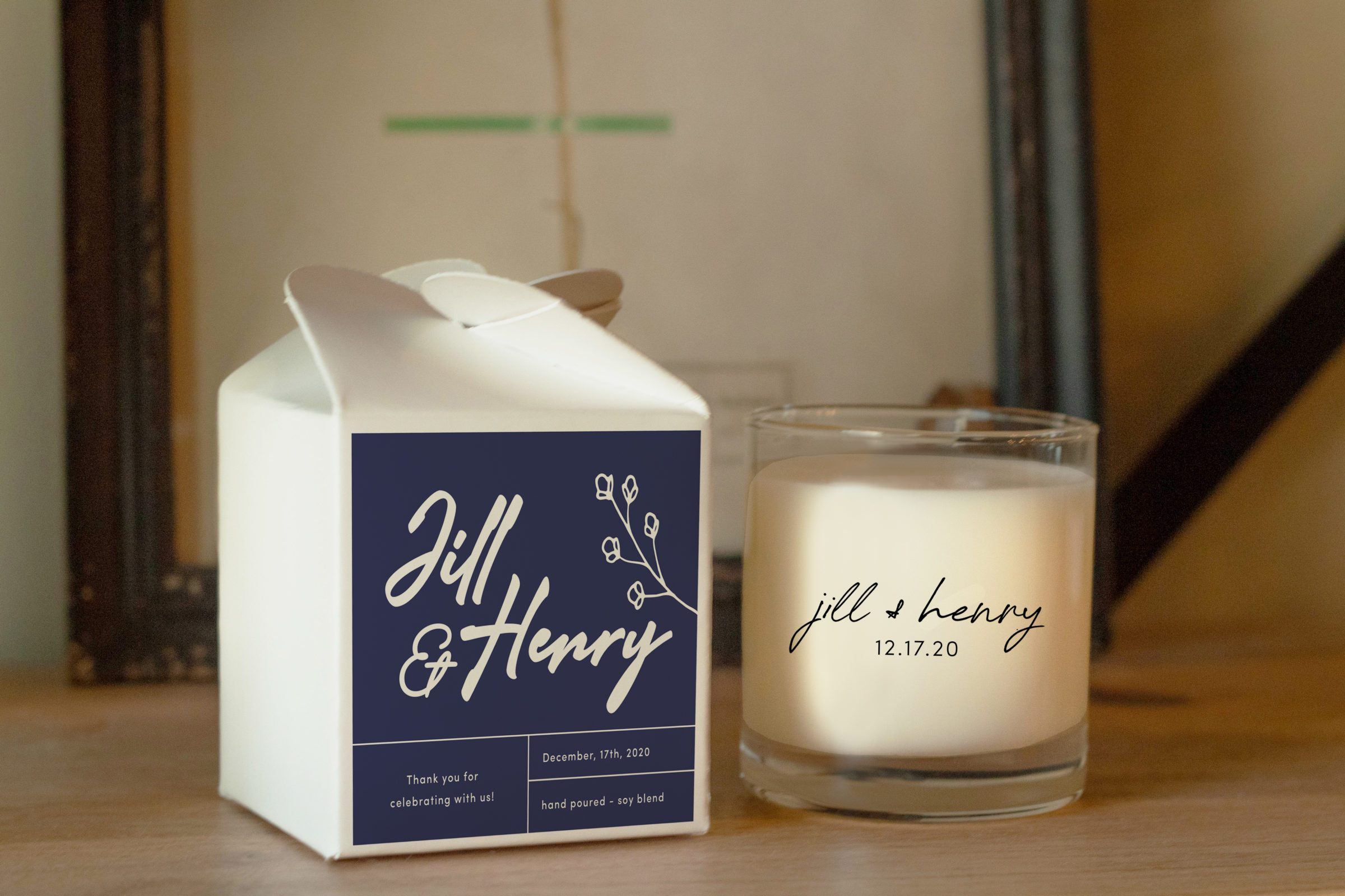 Candle that gives back