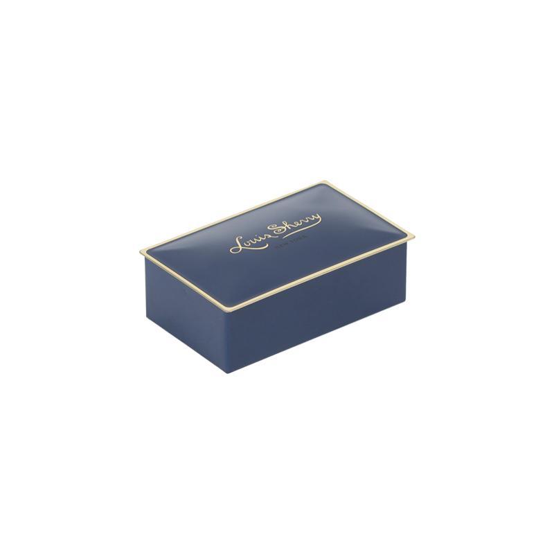 Artisan chocolates in Navy box