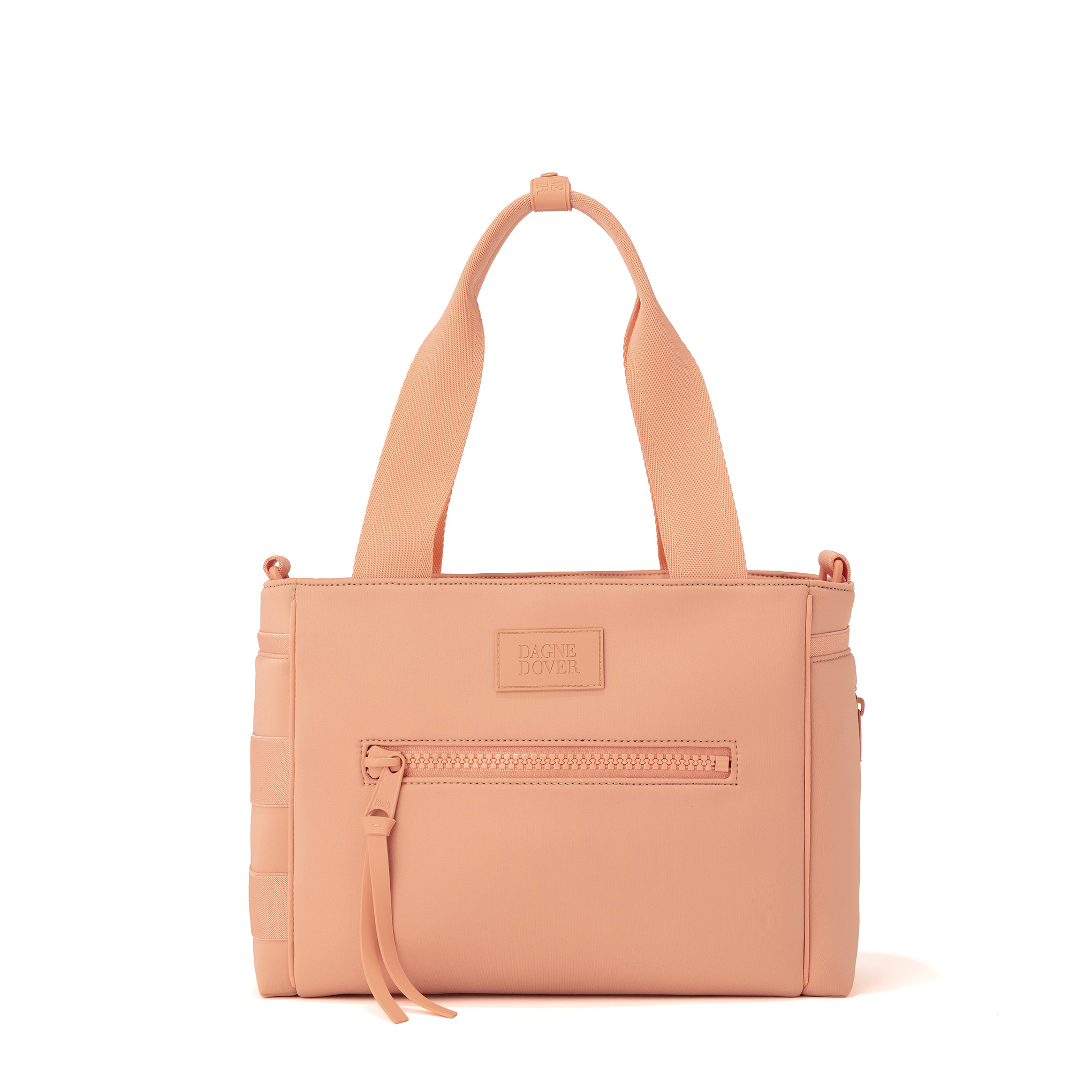 Coral travel purse