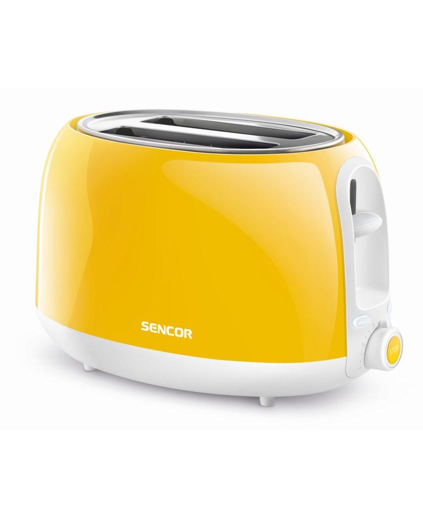 Yellow toaster