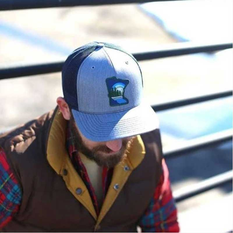 Minnesota baseball cap for Father's Day by Patina Stores