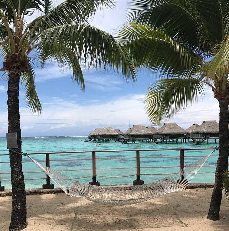 Tropical island honeymoon with Paradise Weddings and Travel