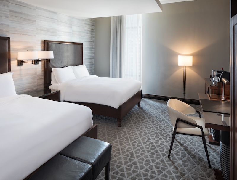 Exclusive staycation deal from hotel ivy double queen room