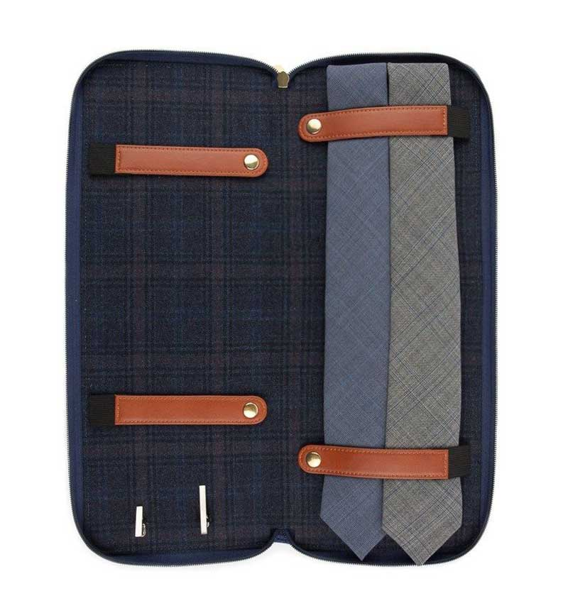 Tie travel case from The Tie Bar