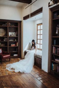 Berta Bridal couture wedding gown