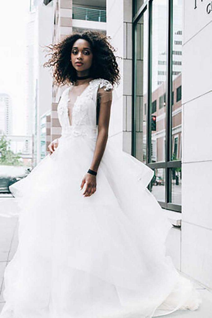 Bridal makeup and beauty idea