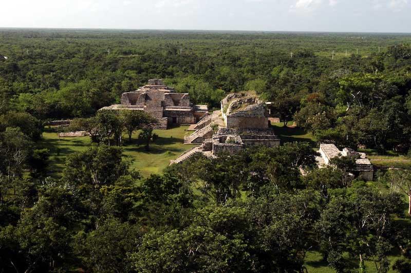Ek Balam Mayan city