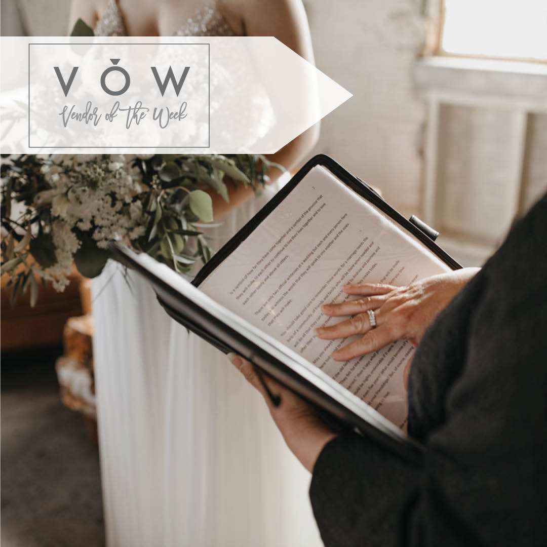 Minnesota wedding officiant Marry Me in the Northland
