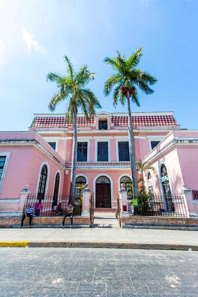Historic Center of Mérida