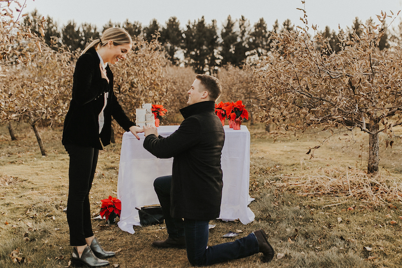 Creative proposals outdoors