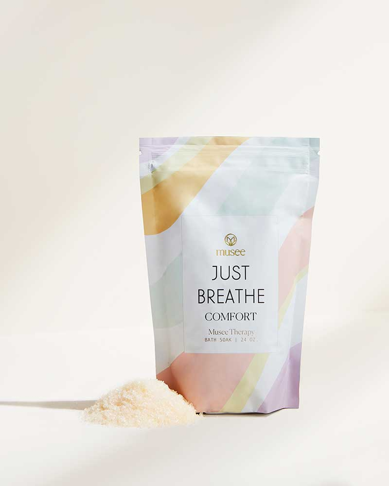 High quality bath salts by Musee