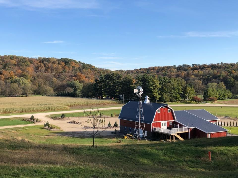 Minnesota barn venue deal on small business saturday 2020