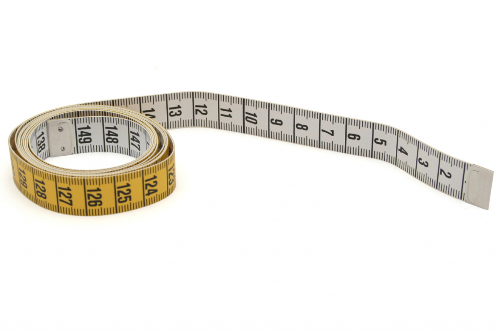 How to measure a tuxedo with a clothing tape measure