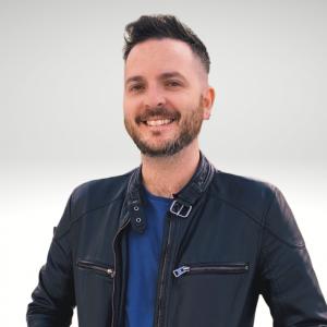 Owner of DJAA Entertainment, Aaron Strawn