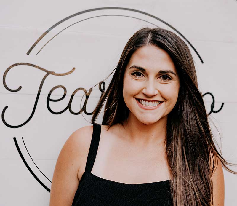 Teardrop Tap Minneapolis wedding business owner Madison Page