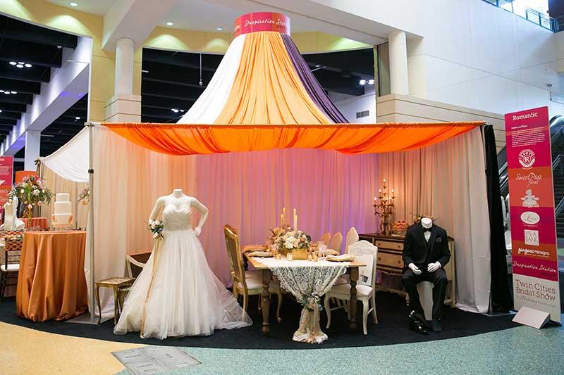Romantic and detailed wedding inspiration idea