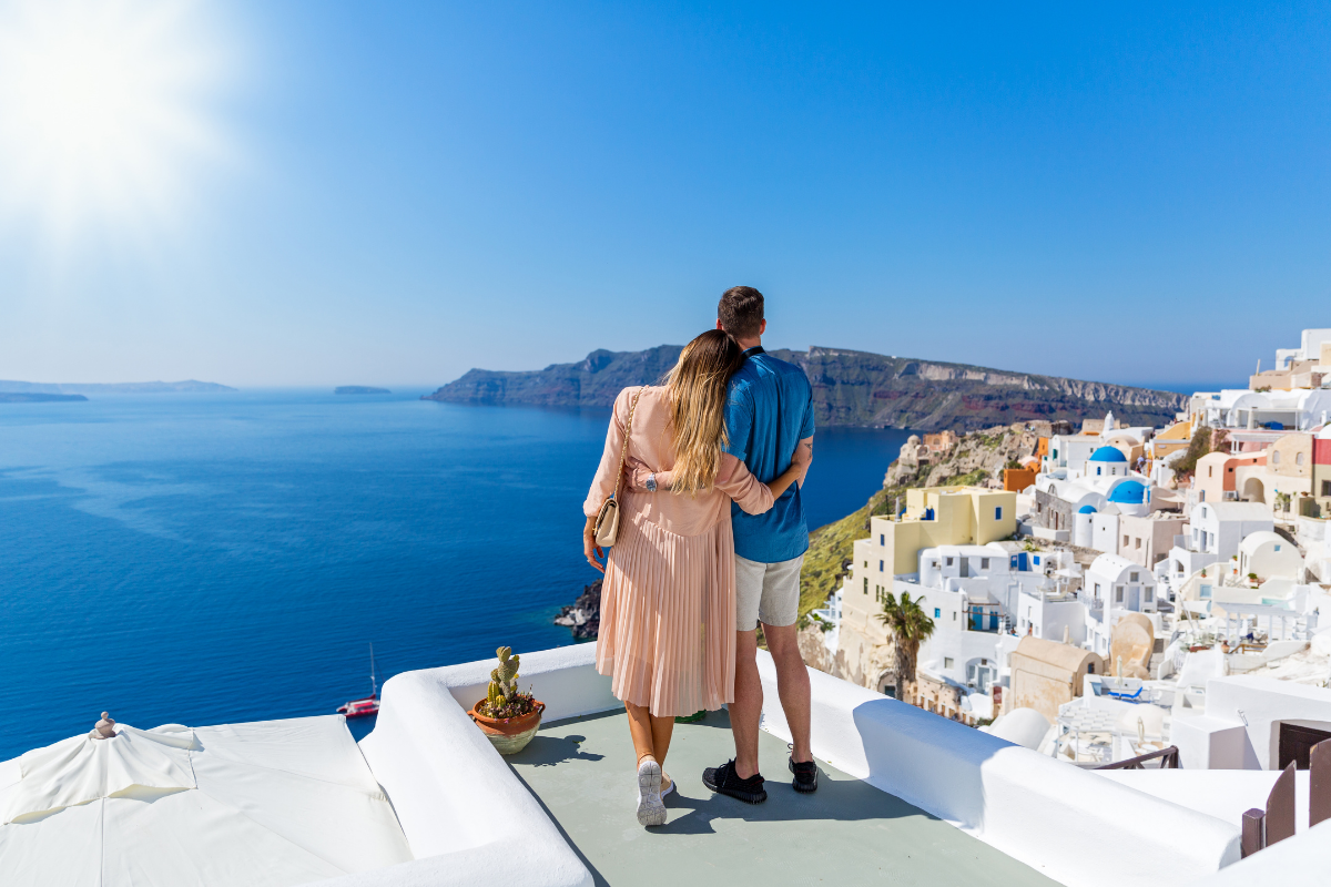 Planning your honeymoon during the pandemic in Greece