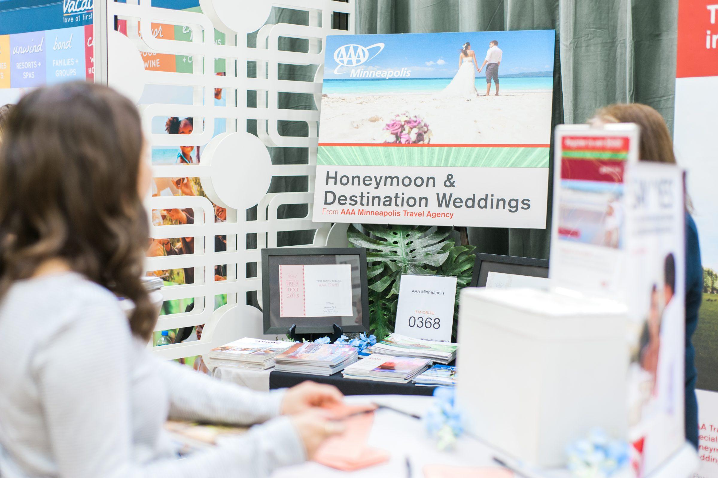 Honeymoon and destination wedding showcase