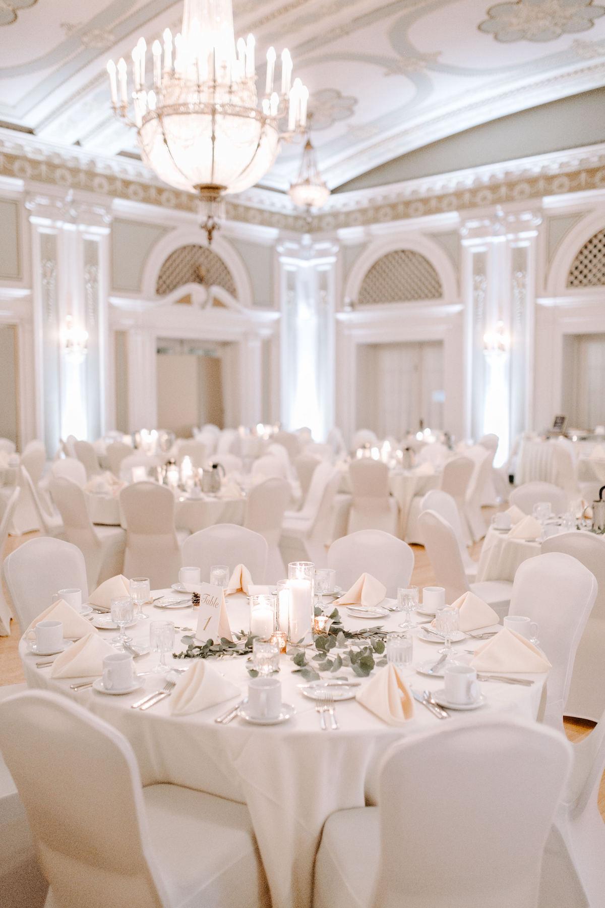 Historic, restored wedding venue in Duluth, Minnesota Greysolon by Back Woods